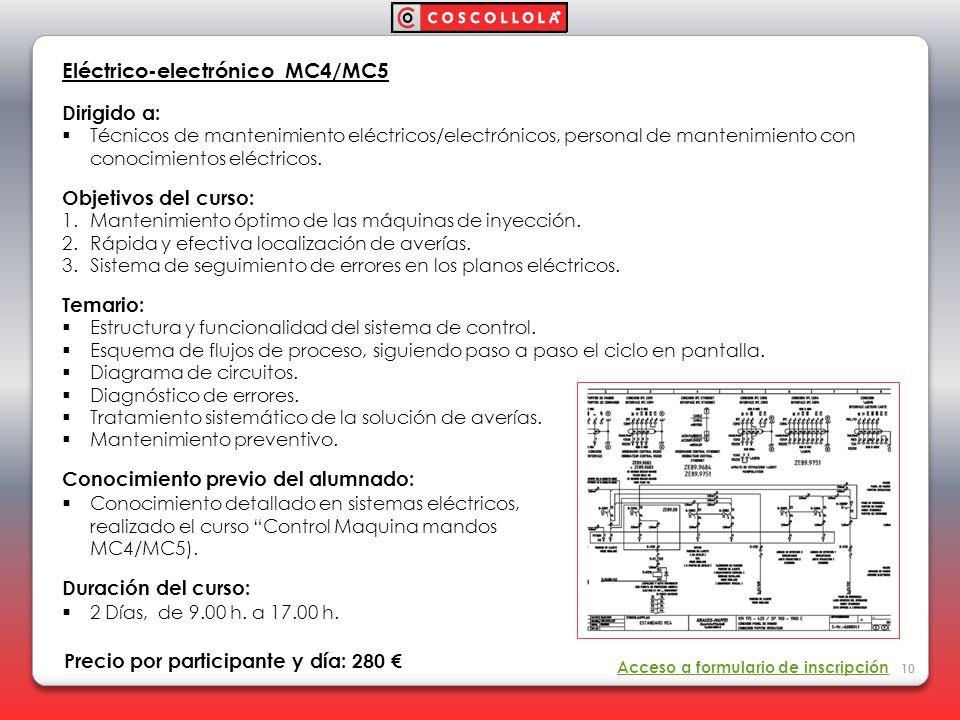 Eléctrico-electrónico MC4/MC5