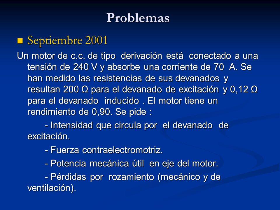 ProblemasSeptiembre 2001.