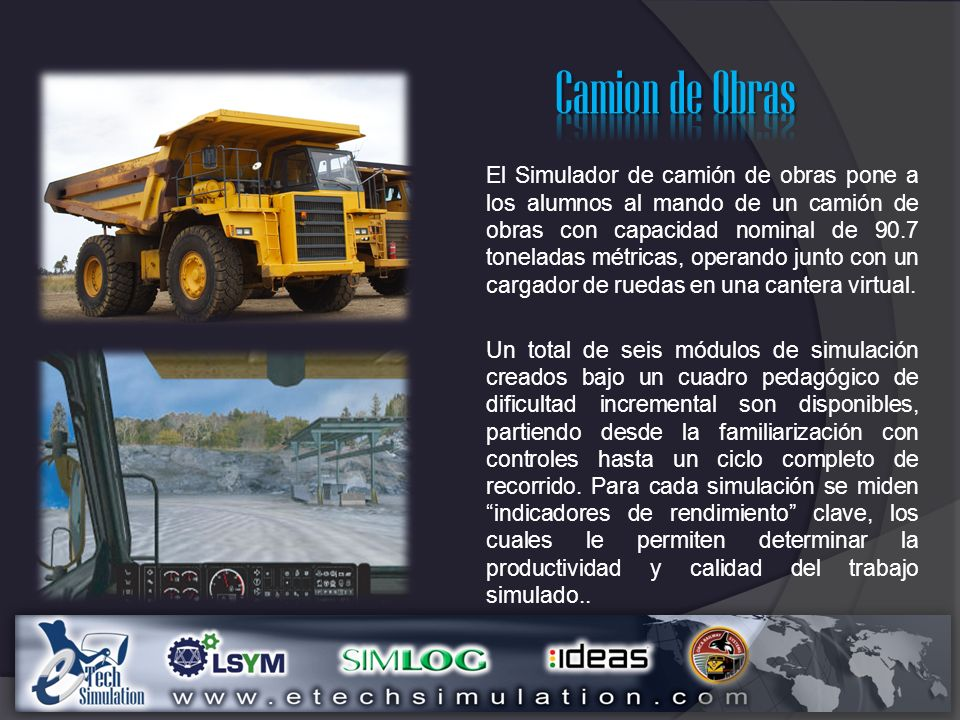 Camion de Obras