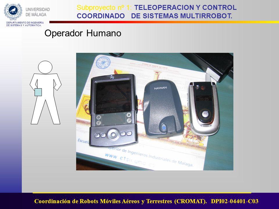 Operador Humano