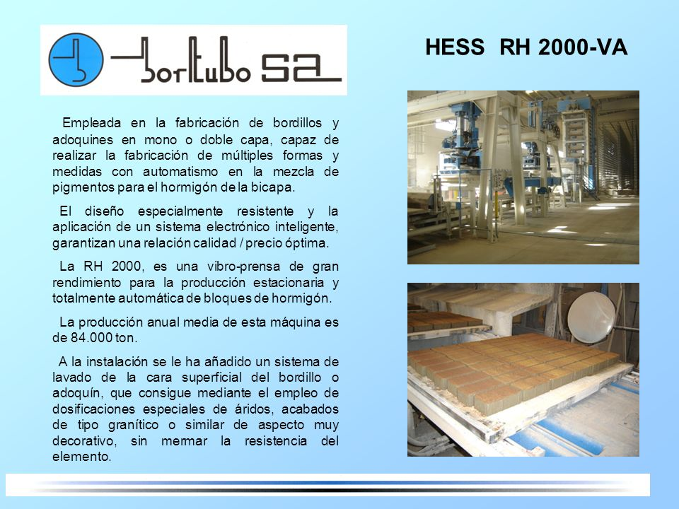 HESS RH 2000-VA