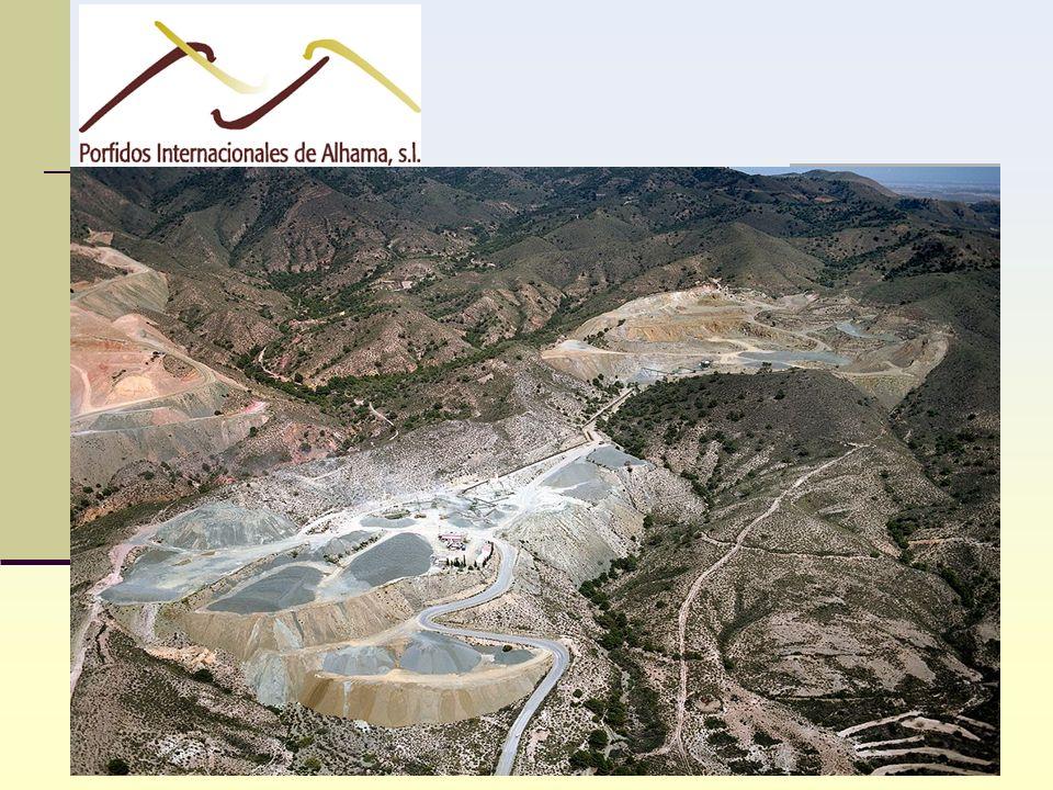 Situada en el término de Alhama de Murcia muy cerca de la capital de Murcia.
