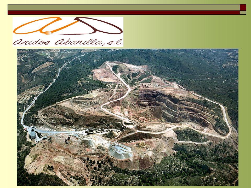 Situada en el término de El Marjal Alto en el término municipal de Abanilla (Murcia).