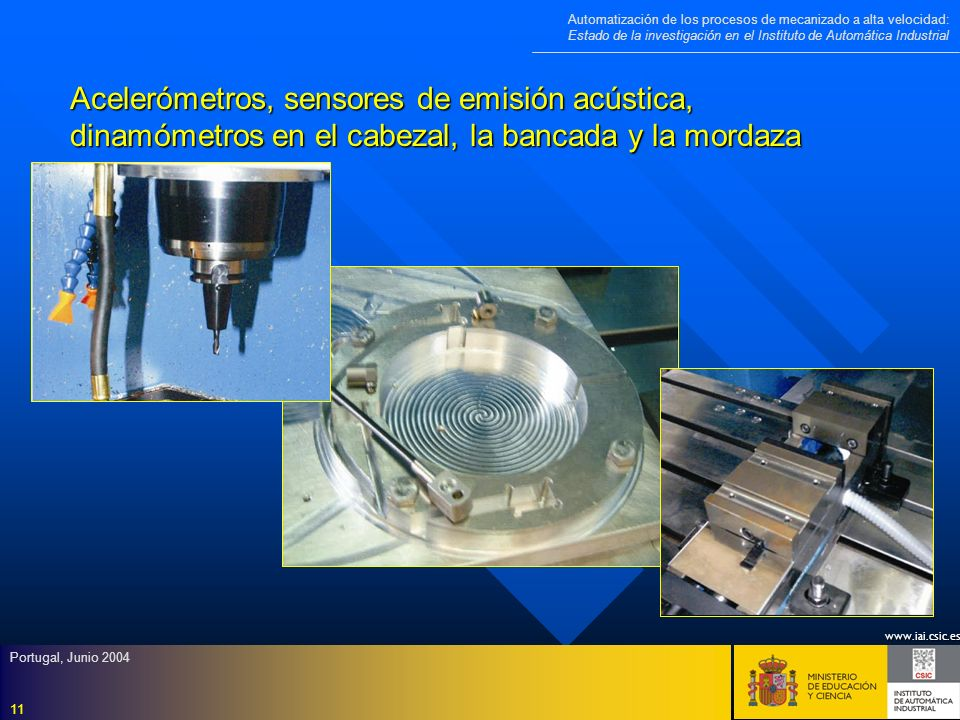 Acelerómetros, sensores de emisión acústica,