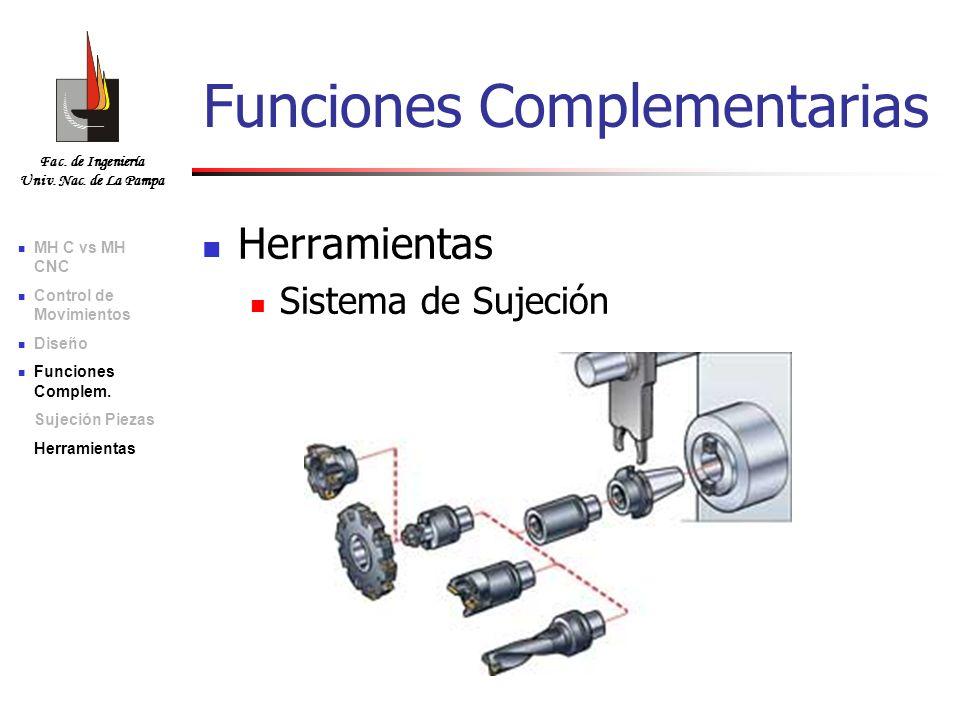 Funciones Complementarias