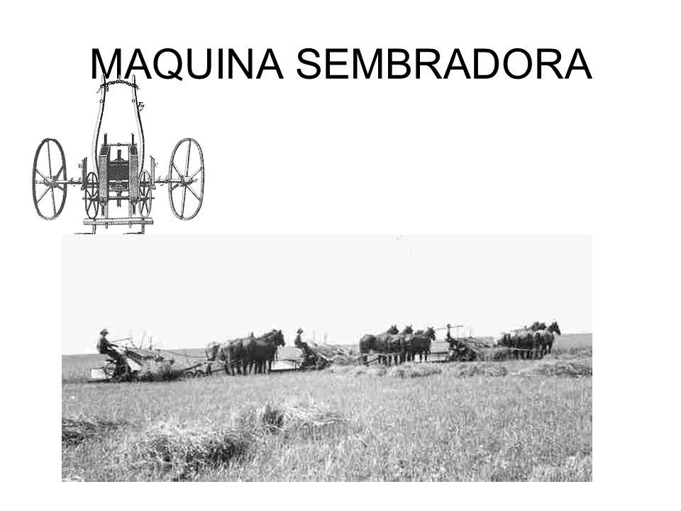 MAQUINA SEMBRADORA
