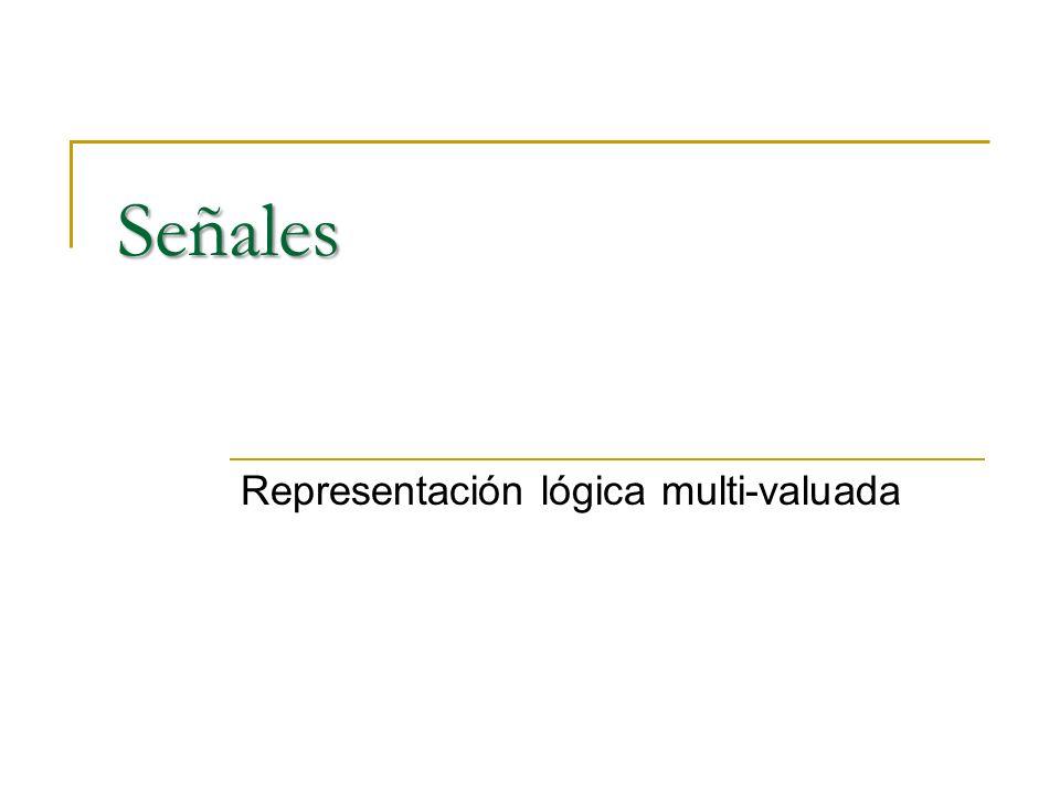 Representación lógica multi-valuada