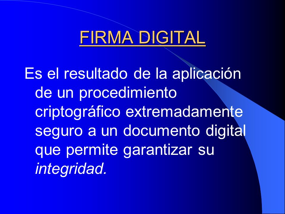 Estudio Rolero FIRMA DIGITAL.