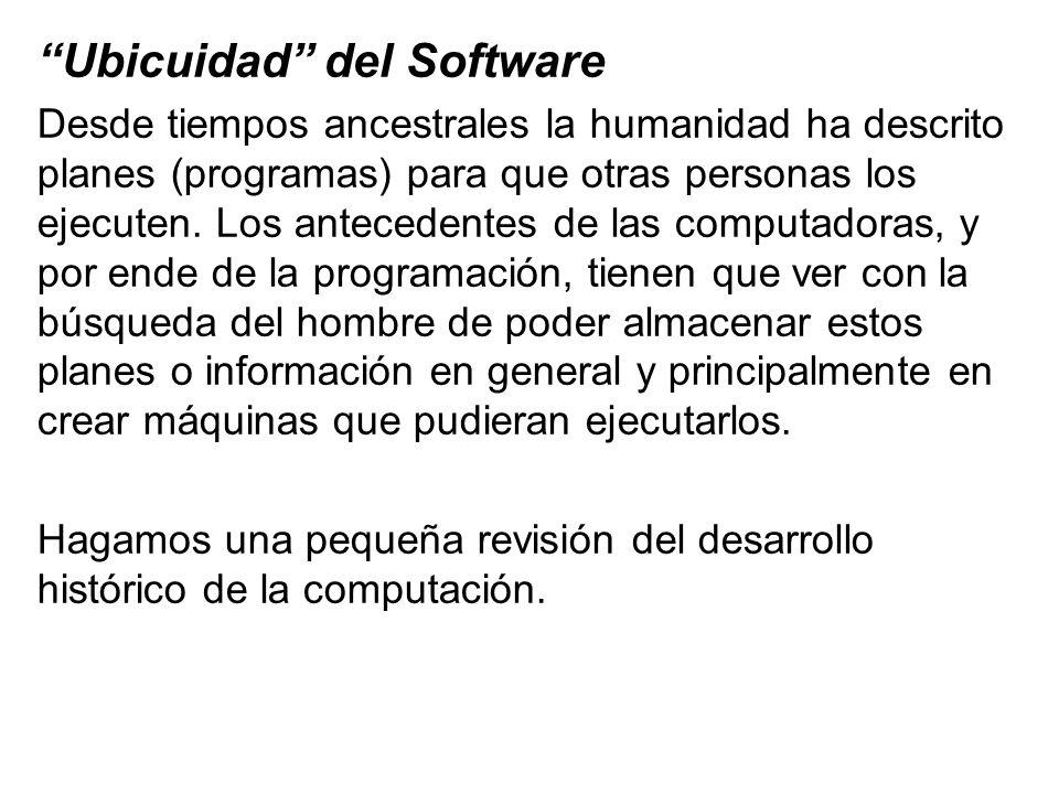 Ubicuidad del Software