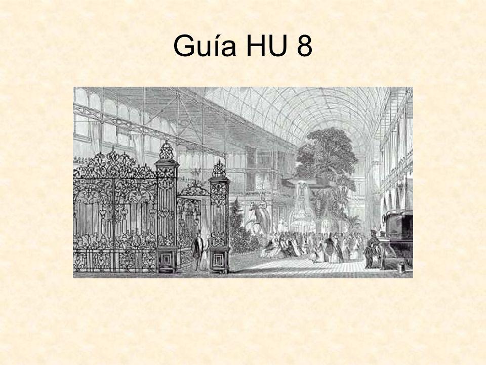 Guía HU 8