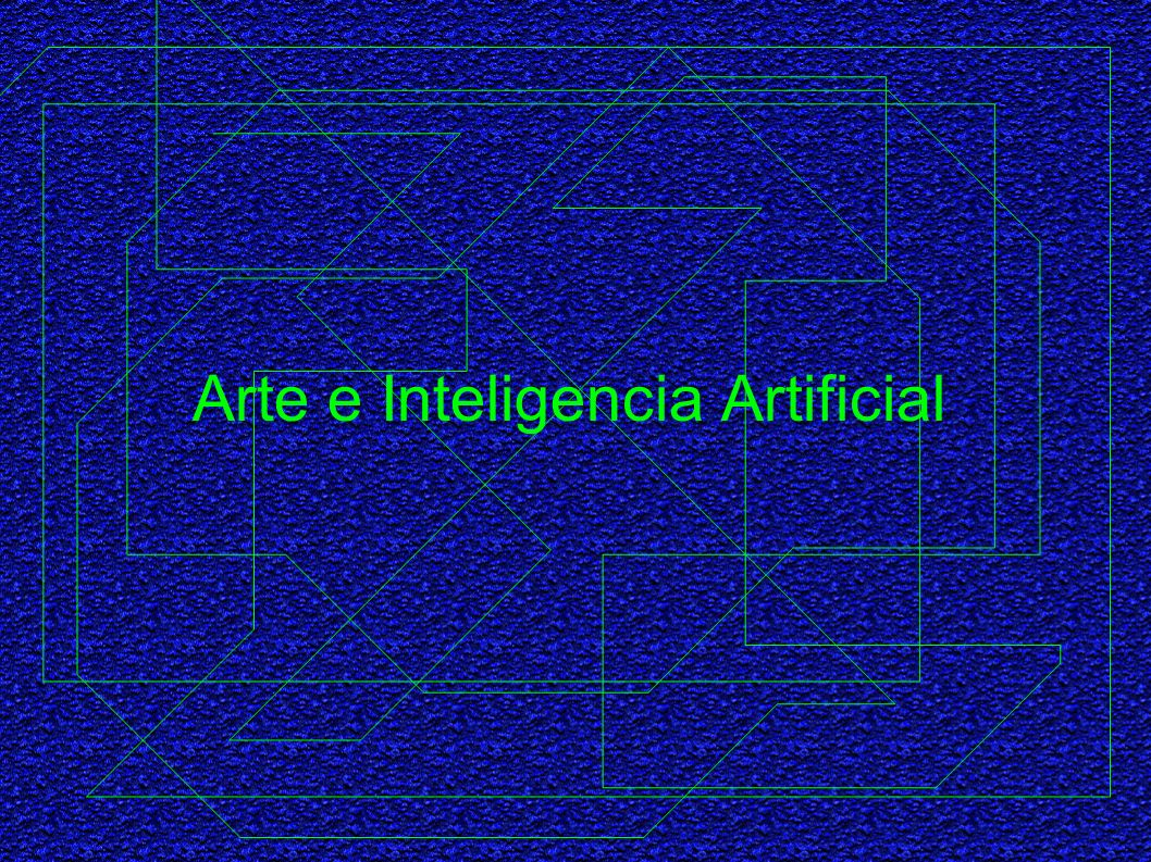 Arte e Inteligencia Artificial