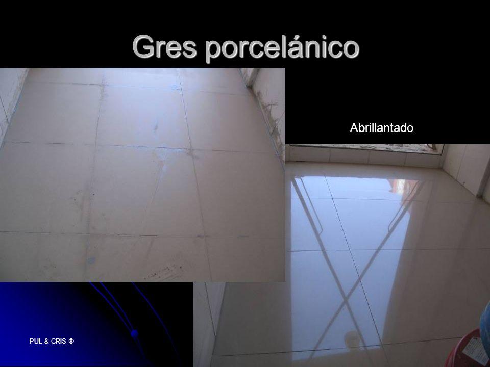 Gres porcelánico Devastado Abrillantado PUL & CRIS ®