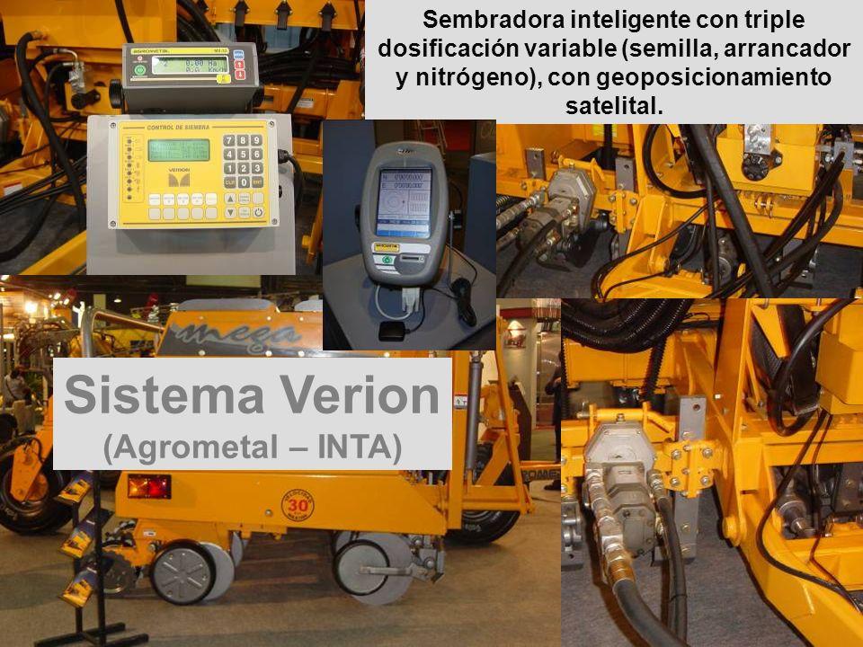 Sistema Verion (Agrometal – INTA)