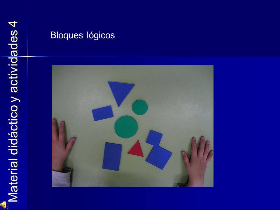 Material didáctico y actividades 4