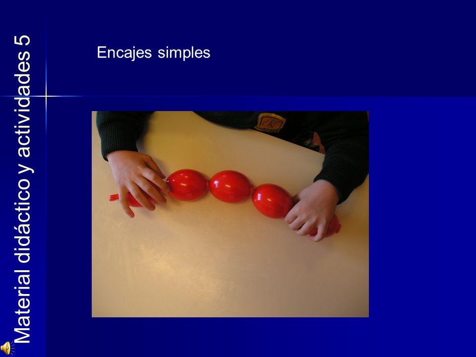 Material didáctico y actividades 5