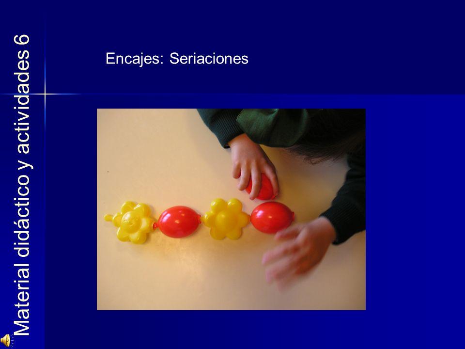 Material didáctico y actividades 6