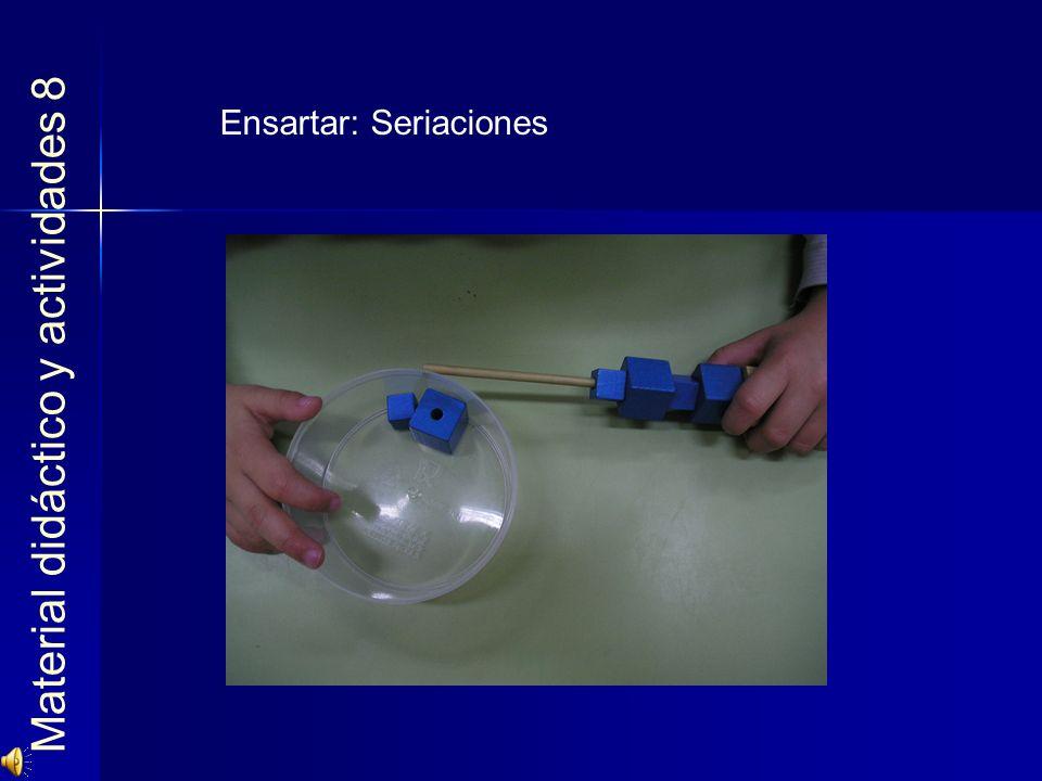 Material didáctico y actividades 8