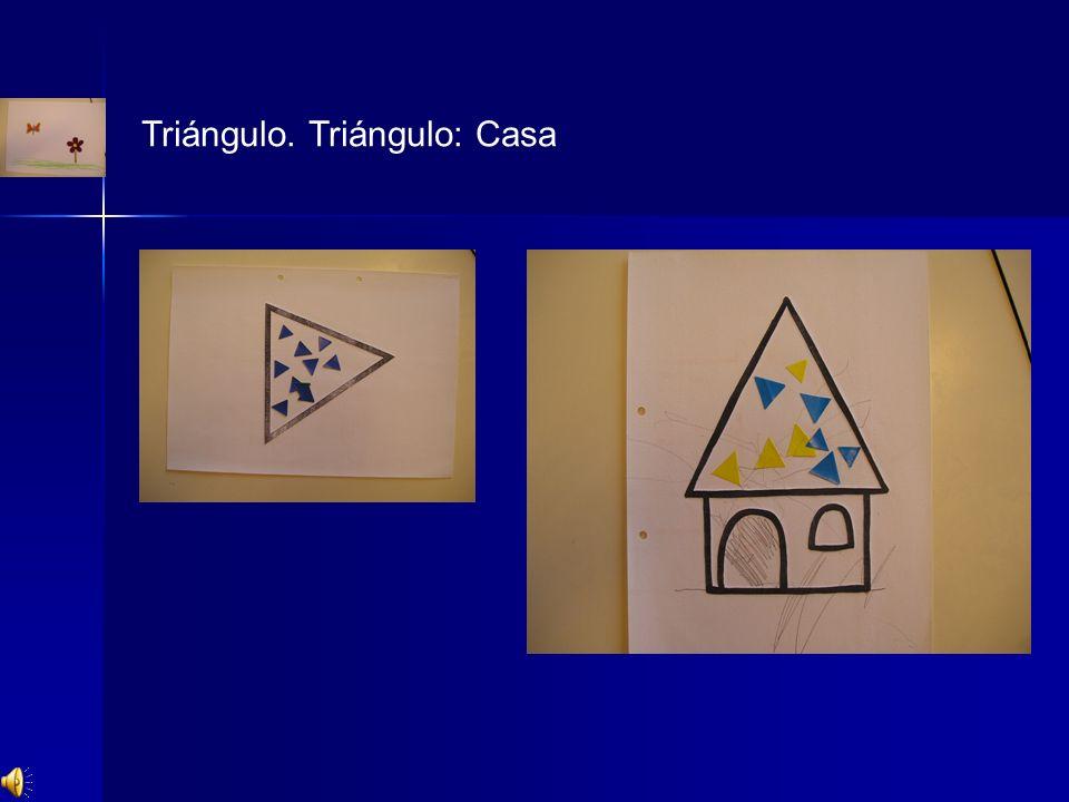 Triángulo. Triángulo: Casa