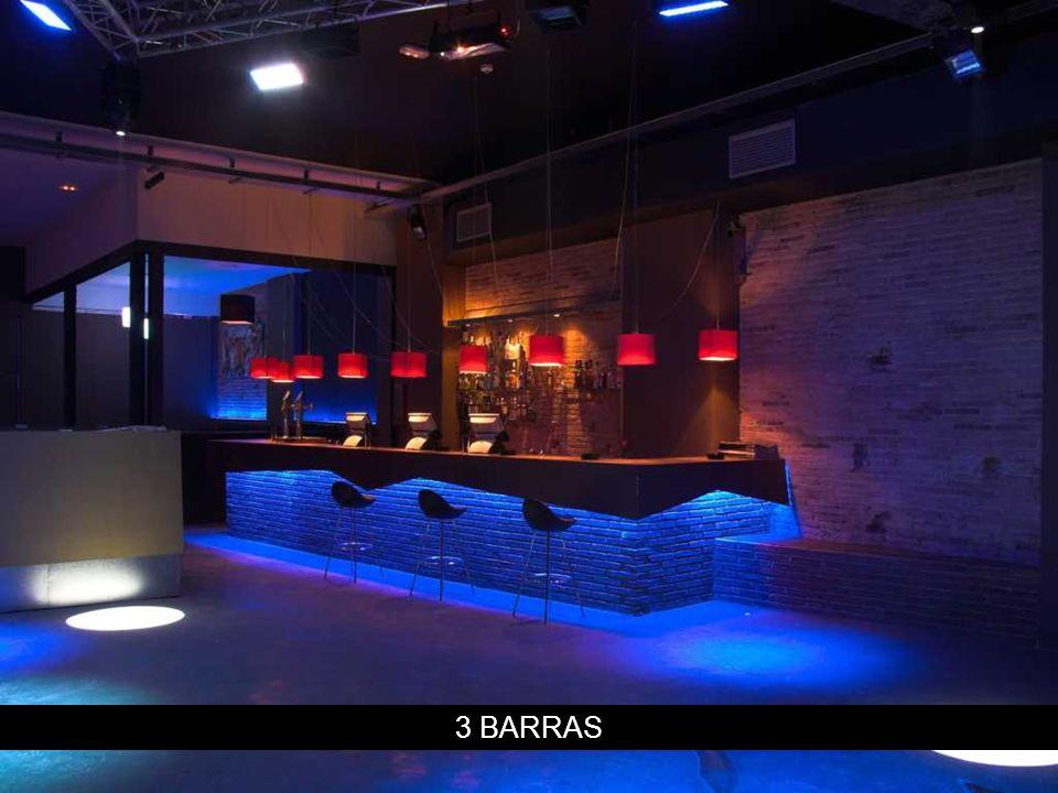 3 BARRAS