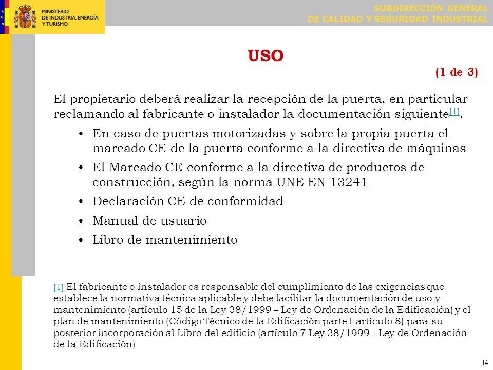 USO (2 de 3)