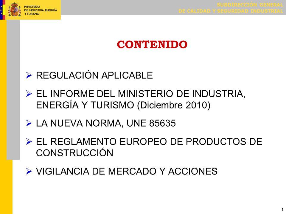 Marcado CE de Puertas Industriales Directivas de aplicación