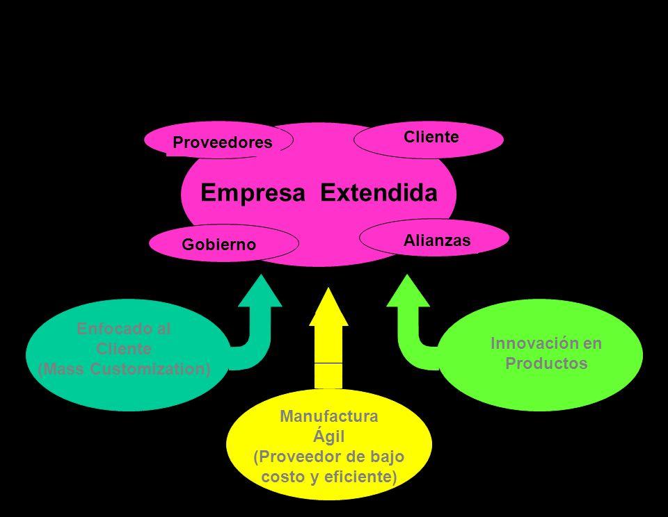 ESTRATEGIAS COMPETITIVAS DEL SIGLO XXI
