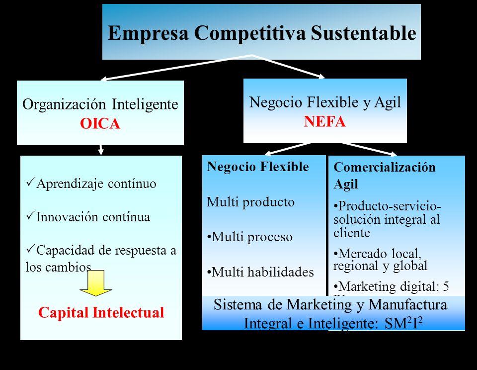 Empresa Competitiva Sustentable
