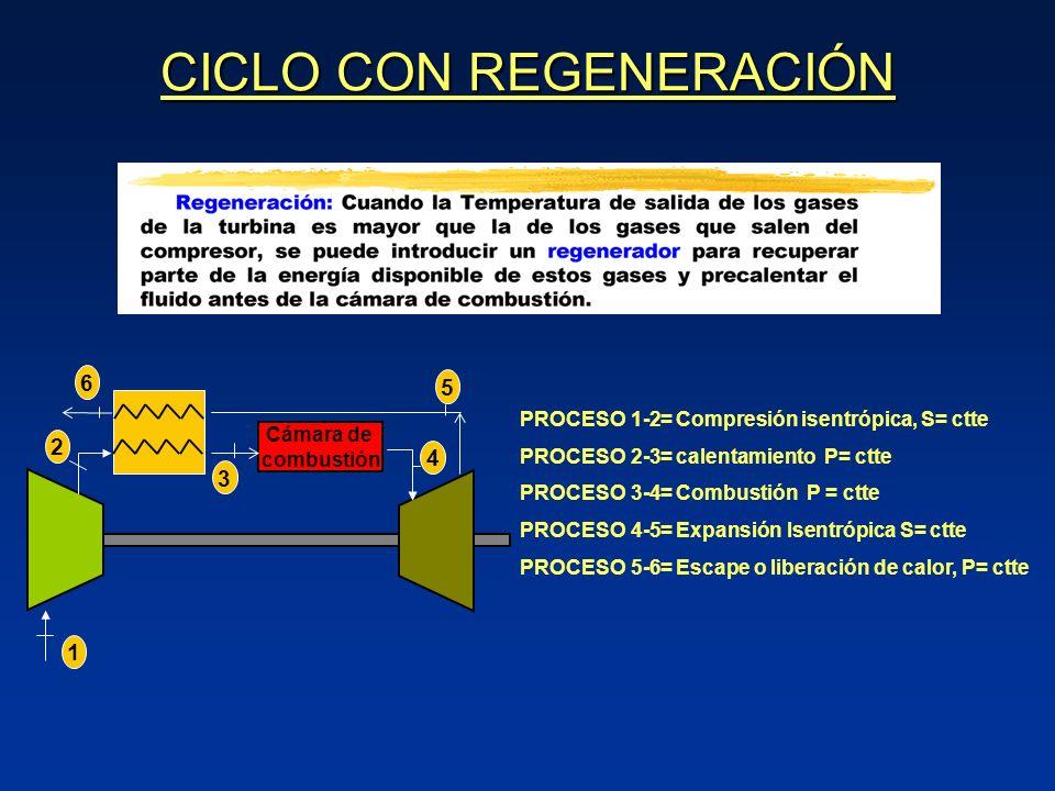 CICLO CON REGENERACIÓN