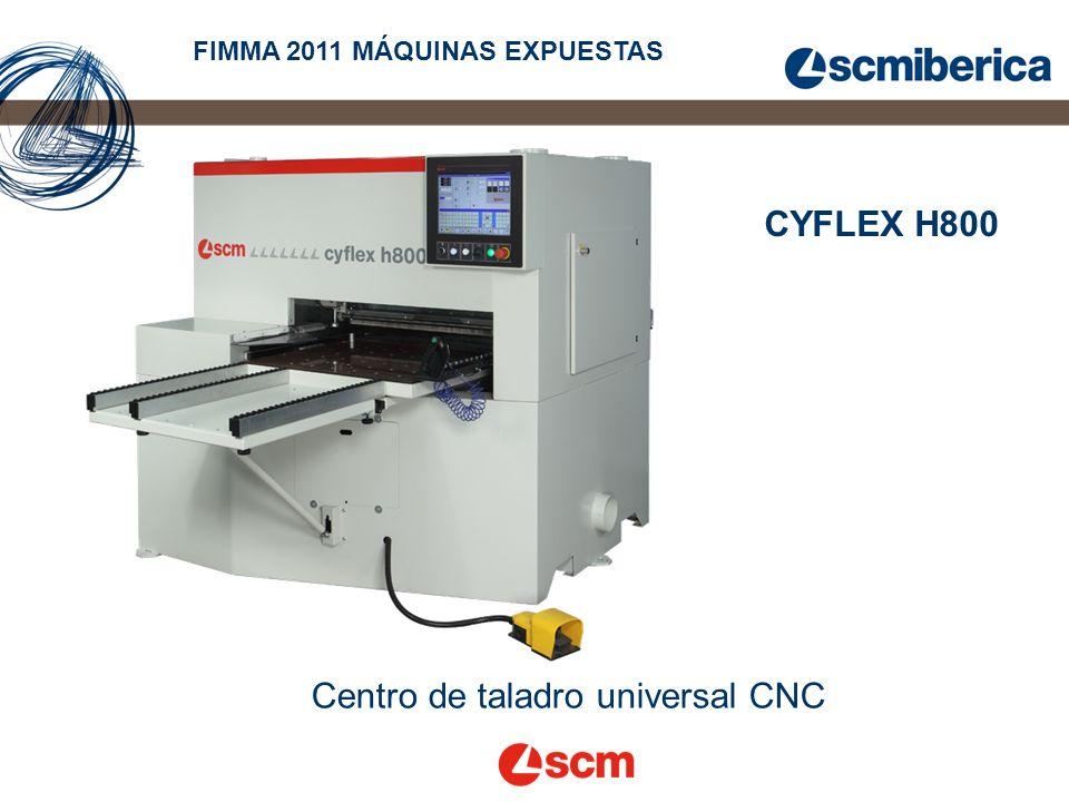 Centro de taladro universal CNC