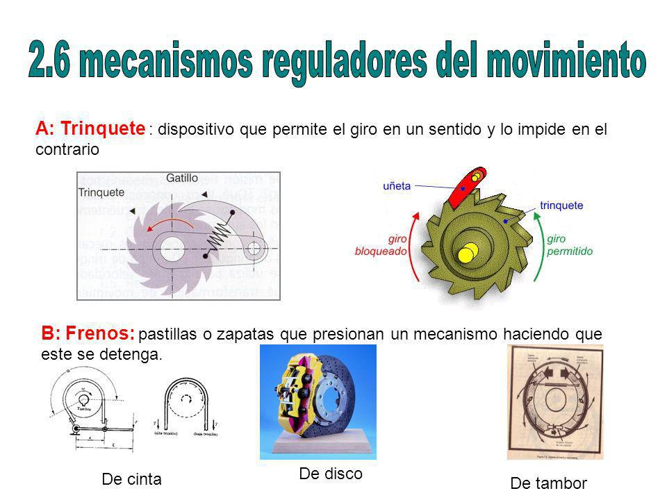 2.6 mecanismos reguladores del movimiento