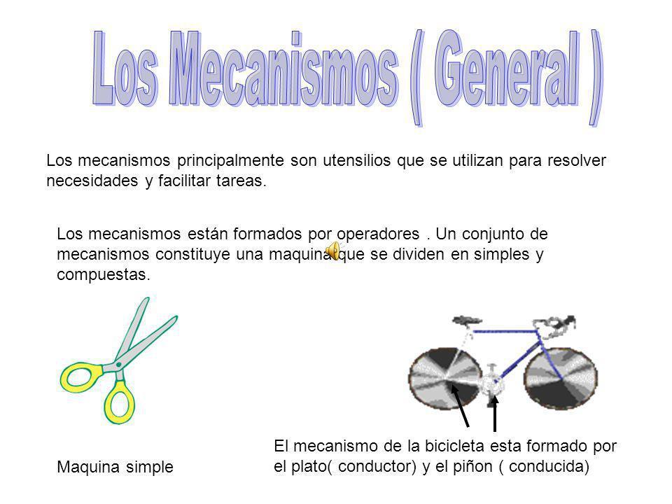 Los Mecanismos ( General )