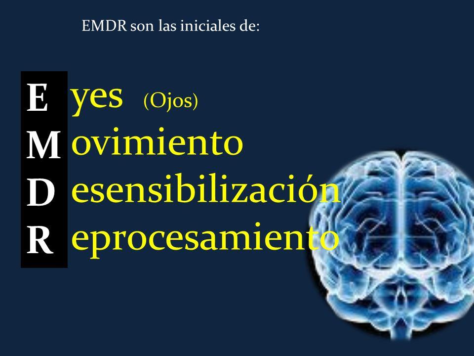 yes (Ojos) E ovimiento M esensibilización D eprocesamiento R