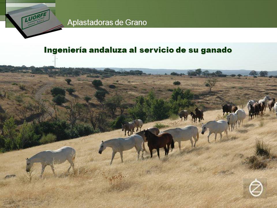 Ingeniería andaluza al servicio de su ganado