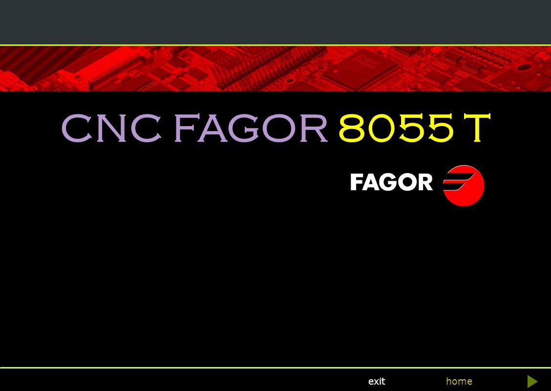 CNC FAGOR 8055 T