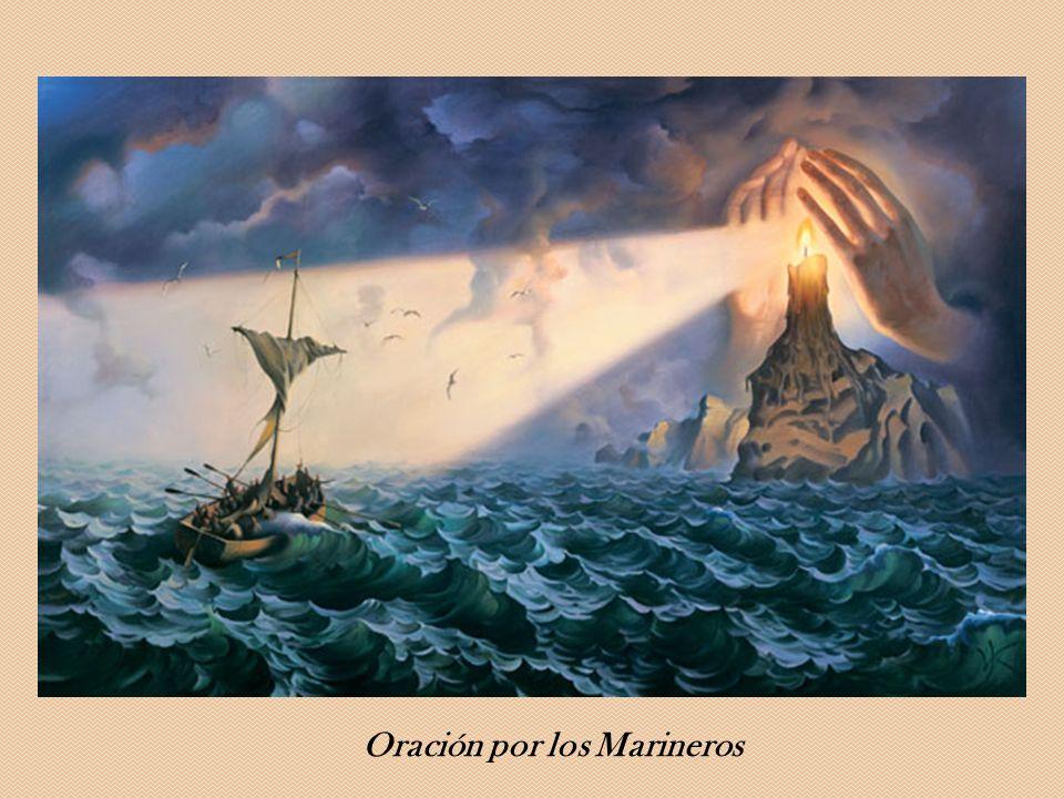 Oración por los Marineros
