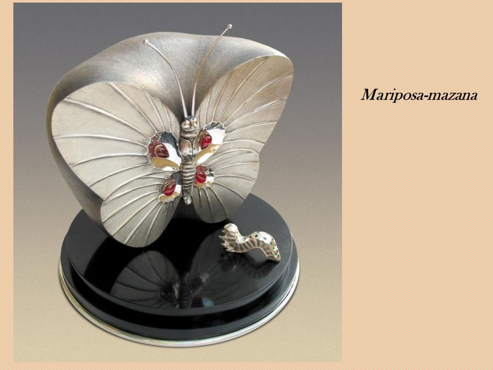 Mariposa-mazana