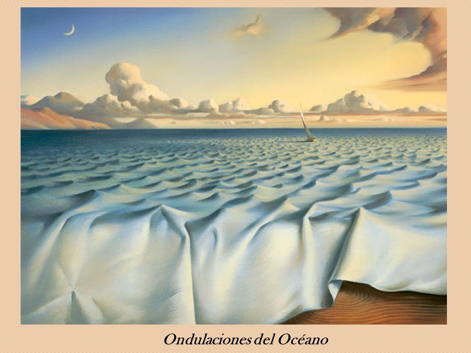 Ondulaciones del Océano