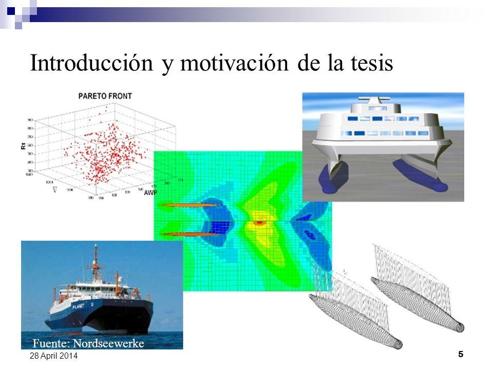 Introducción y motivación de la tesis