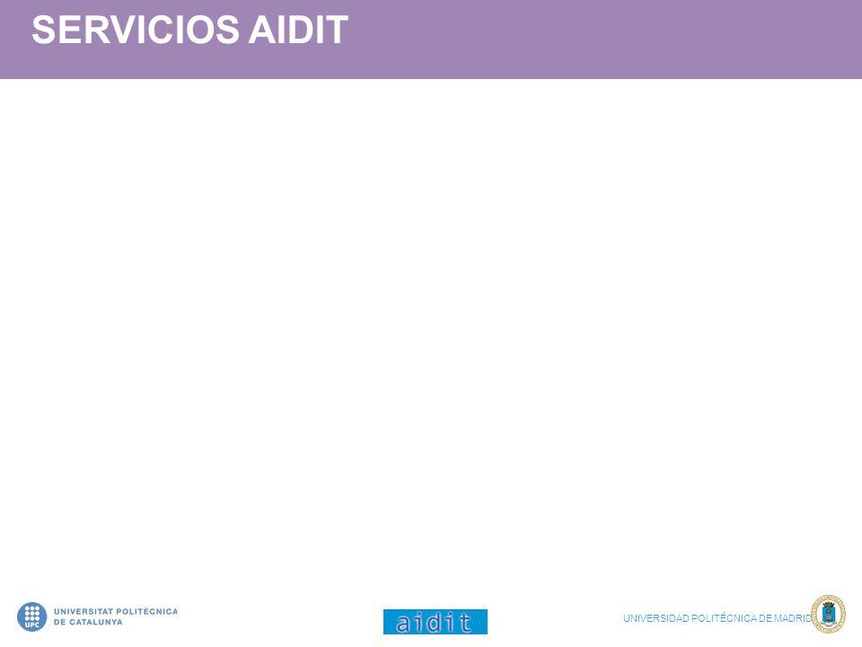SERVICIOS AIDIT