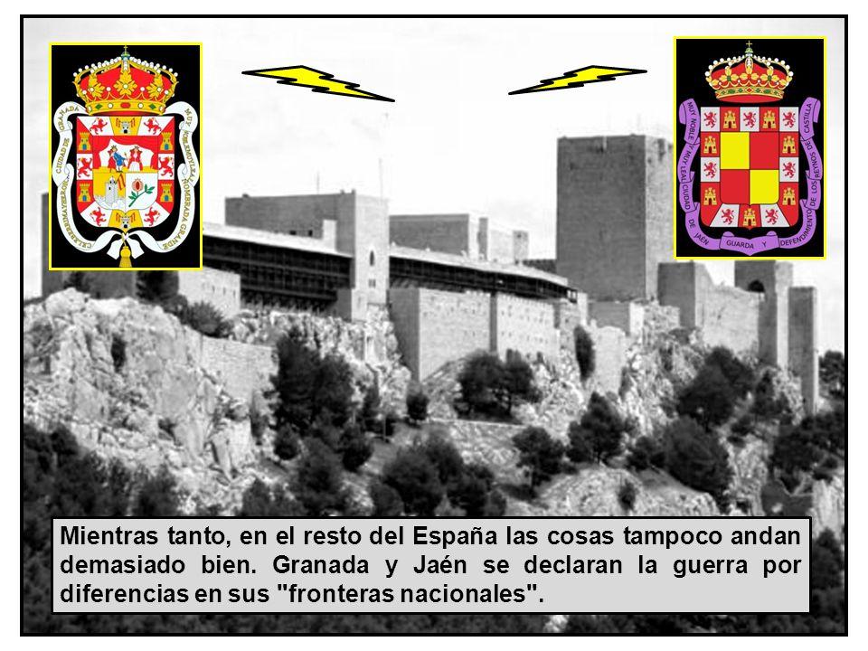 Mientras tanto, en el resto del España las cosas tampoco andan demasiado bien.