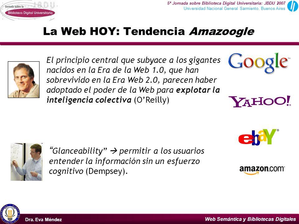 La Web HOY: Tendencia Amazoogle