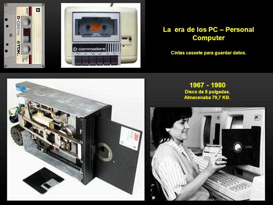 La era de los PC – Personal Computer 1967 - 1980