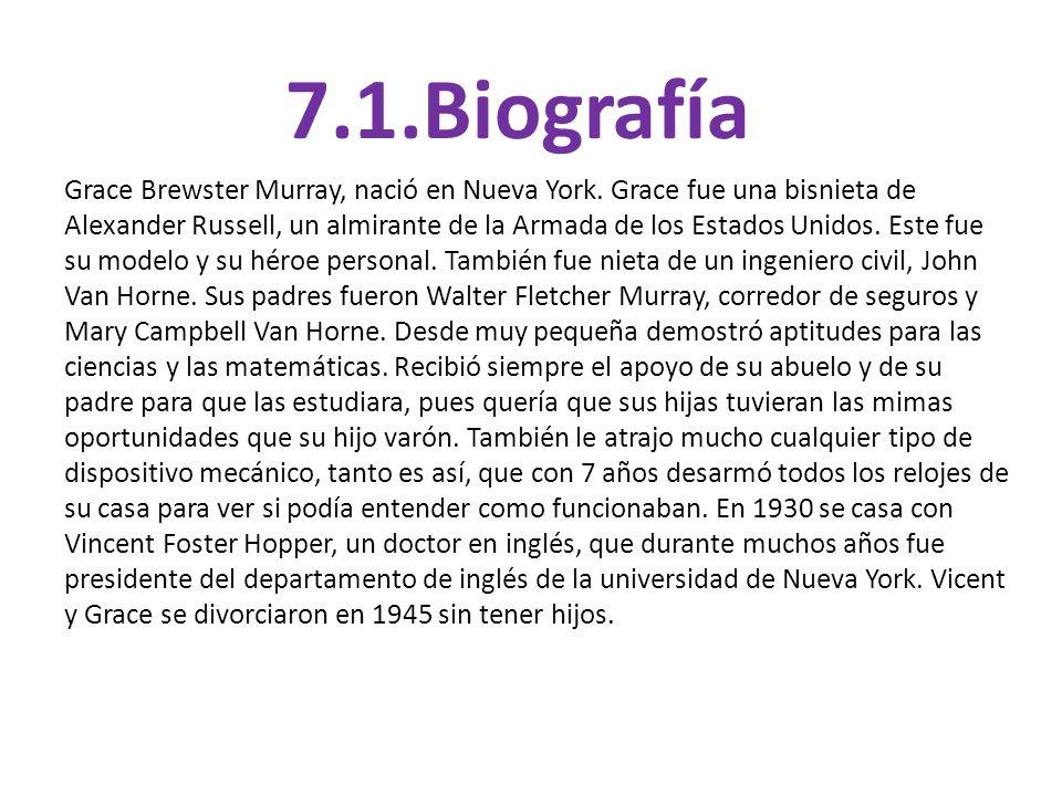 7.1.Biografía