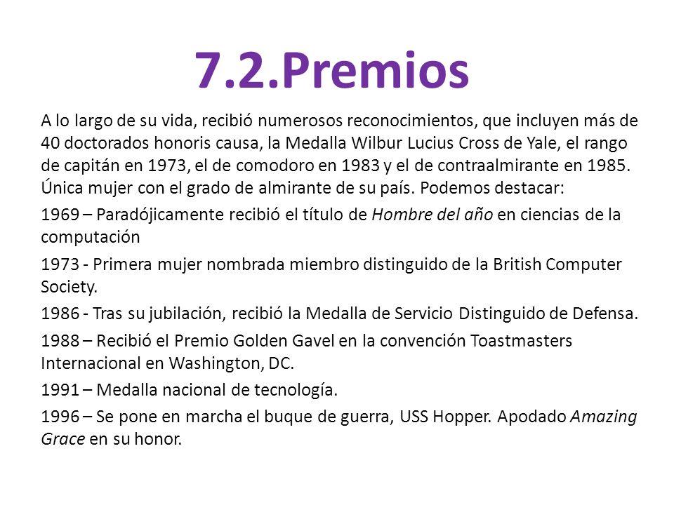 7.2.Premios