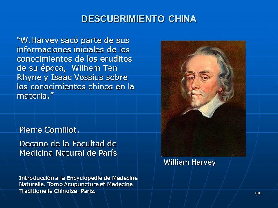 DESCUBRIMIENTO CHINA