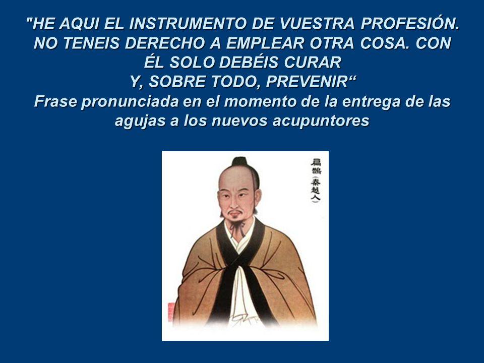 HE AQUI EL INSTRUMENTO DE VUESTRA PROFESIÓN
