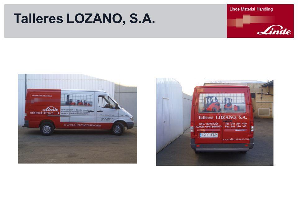 Talleres LOZANO, S.A.