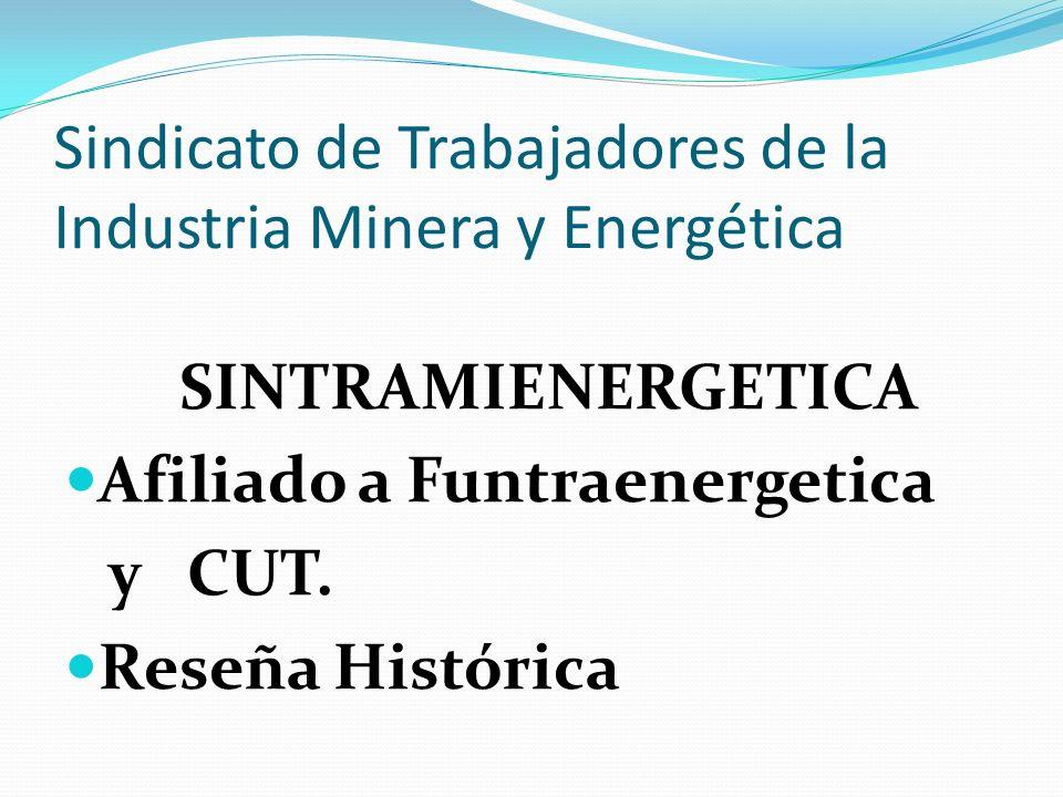 Sindicato de Trabajadores de la Industria Minera y Energética