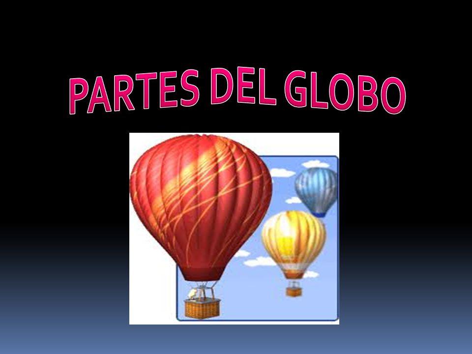 PARTES DEL GLOBO