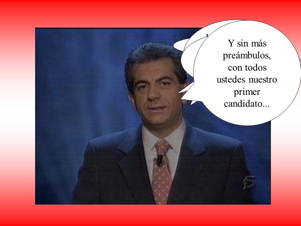 Un concurso en el que nuestros candidatos pueden obtener...